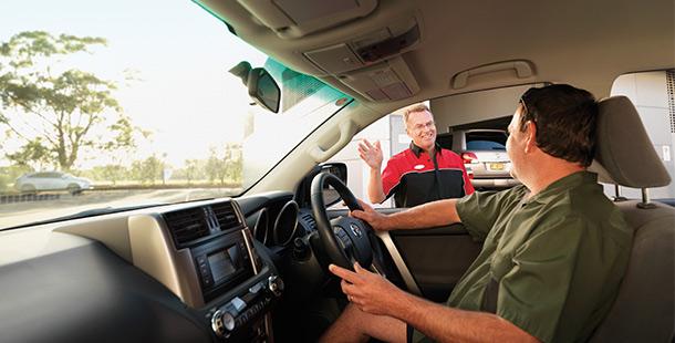 Service With Us At Sunshine Toyota On The Sunshine Coast
