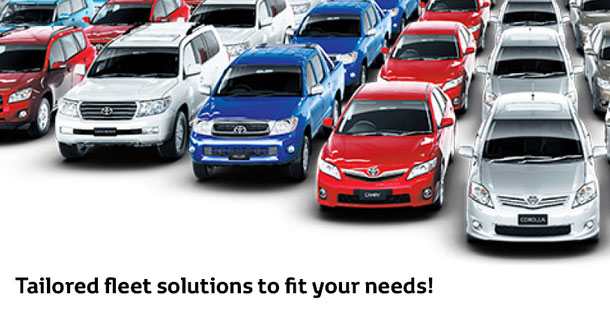 Warren Plowright Toyota Port Macquarie About Toyota Fleet At