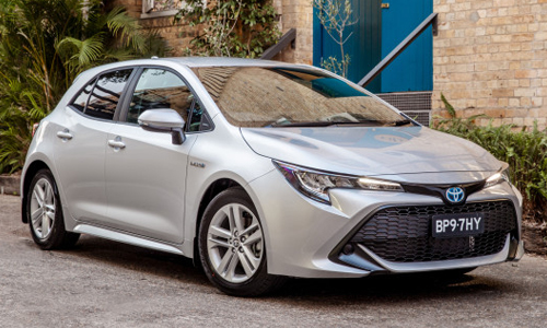 All-New Corolla SX