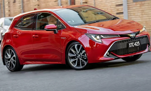 All-New Corolla ZR