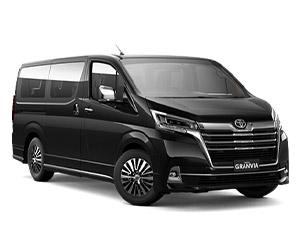 Brand New 2019 Toyota Granvia 8-seater (Ebony)