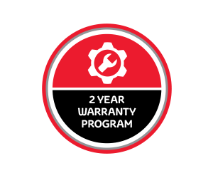 Free 2 Year Extended Warranty