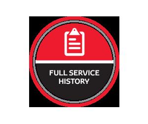 Full Service History