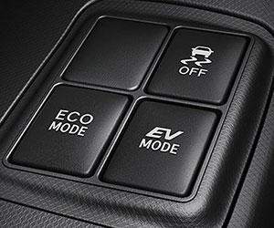 Toyota Hybrid Better Fuel Economy