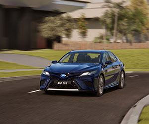 Toyota Hybrid Seamless Performance