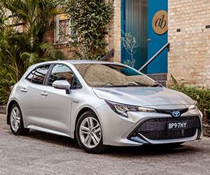 All-New Corolla SX