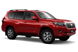 Brand New 2019 Toyota Prado GXL Turbo-diesel (Wildfire)