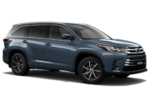Brand New 2019 Toyota Kluger GX 2WD (Cosmos Blue)