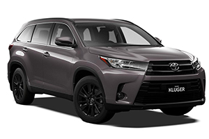 Brand New 2019 Toyota Kluger Black Edition 2WD (Predawn Grey)