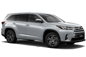 Brand New 2019 Toyota Kluger GX AWD (Silver)