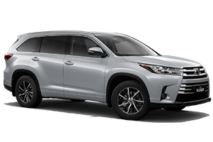 Brand New 2019 Toyota Kluger GXL AWD (Silver)