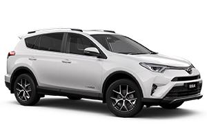 Brand New 2018 Toyota RAV4 GXL AWD Petrol Automatic (Glacier White)
