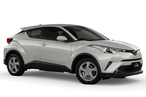 Brand New 2018 Toyota C-HR AWD Automatic CVT (Crystal Pearl)