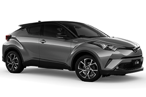 Brand New 2019 Toyota C-HR Koba 2WD Automatic CVT (Shadow Platinum with Black Roof)