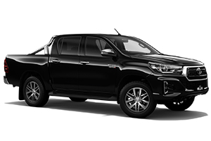 Brand New 2019 Toyota HiLux 4x4 SR5 Double-Cab Pick-up (Eclipse Black)