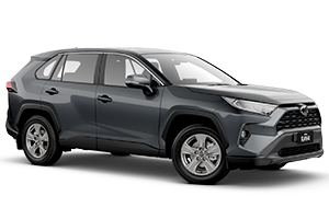 Brand New 2019 Toyota RAV4 GX 2WD Automatic CVT (Graphite) with Satellite Navigation