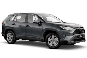 Brand New 2019 Toyota RAV4 GX 2WD Automatic CVT (Graphite) with Satellite Navigation