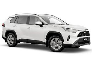 Brand New 2019 Toyota RAV4 GXL 2WD Automatic CVT (Crystal Pearl)