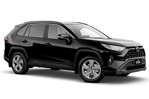 Brand New 2019 Toyota RAV4 GXL 2WD Automatic CVT (Eclipse Black)