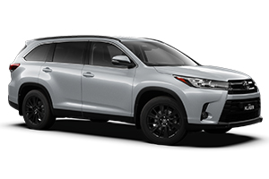 Brand New 2019 Toyota Kluger Black Edition 2WD (Silver)