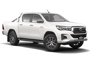 Brand New 2019 Toyota HiLux 4x4 SR5 Double-Cab Pick-up (Crystal Pearl)
