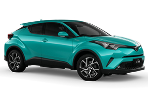 Brand New 2019 Toyota C-HR Koba 2WD Automatic CVT (Electric Teal)