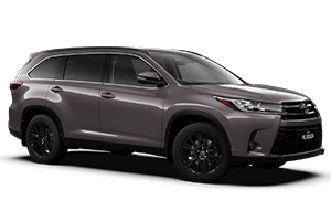 Brand New 2019 Toyota Kluger Black Edition AWD (Predawn Grey)