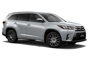 Brand New 2019 Toyota Kluger Grande AWD (Silver)
