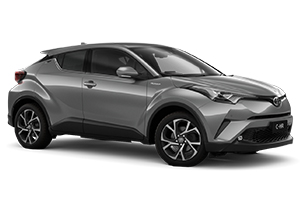 Brand New 2019 Toyota C-HR Koba 2WD Automatic CVT (Shadow Platinum)