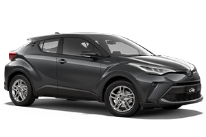 Brand New 2019 Toyota C-HR AWD CVT (Graphite)