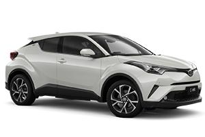 Brand New 2019 Toyota C-HR Koba AWD Automatic CVT (Crystal Pearl)