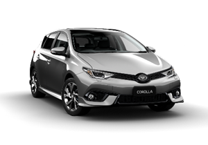 Buy a COROLLA and get