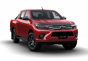 Buy a HILUX and get