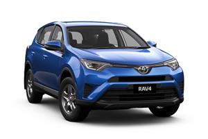 RAV4 GX 2WD Auto
