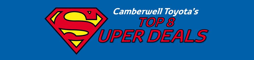 Top 8 Super Deals