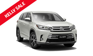 Kluger GX 2WD