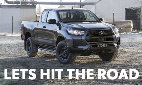 The new 2021 HiLux has been revealed, learn more at Sunshine Toyota!