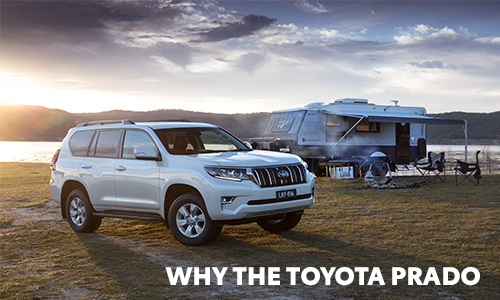 Why choose the Toyota Prado? Read our blog to find out why at Sunshine Toyota on the Sunshine Coast!