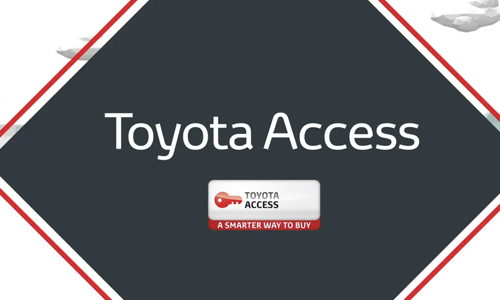Learn about Toyota Access at Sunshine Toyota!