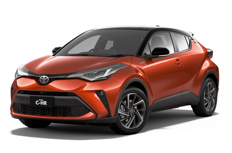 Toyota CH-R - what does your Toyota say about your personality? Sunshine Toyota Blog
