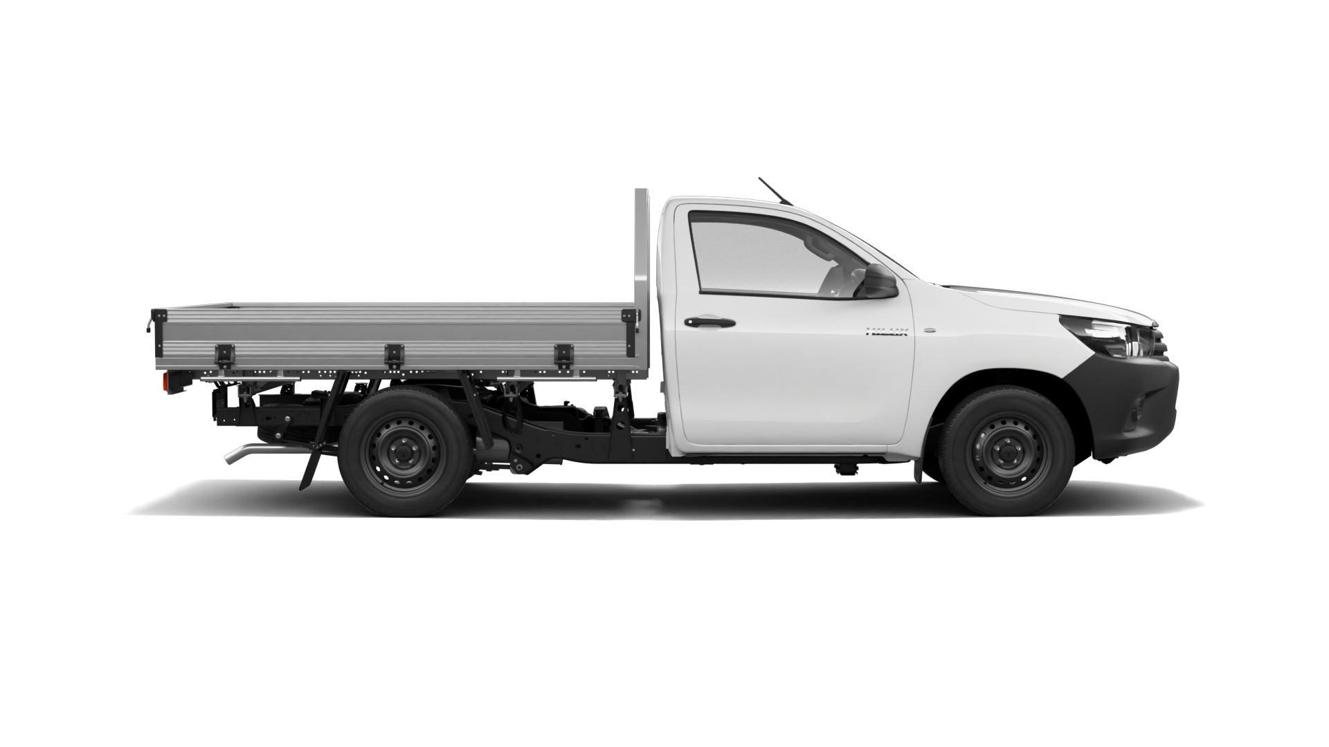 The Toyota HiLux WorkMate 4x2 is available now at Sunshine Toyota on the Sunshine Coast! Book a test drive today!