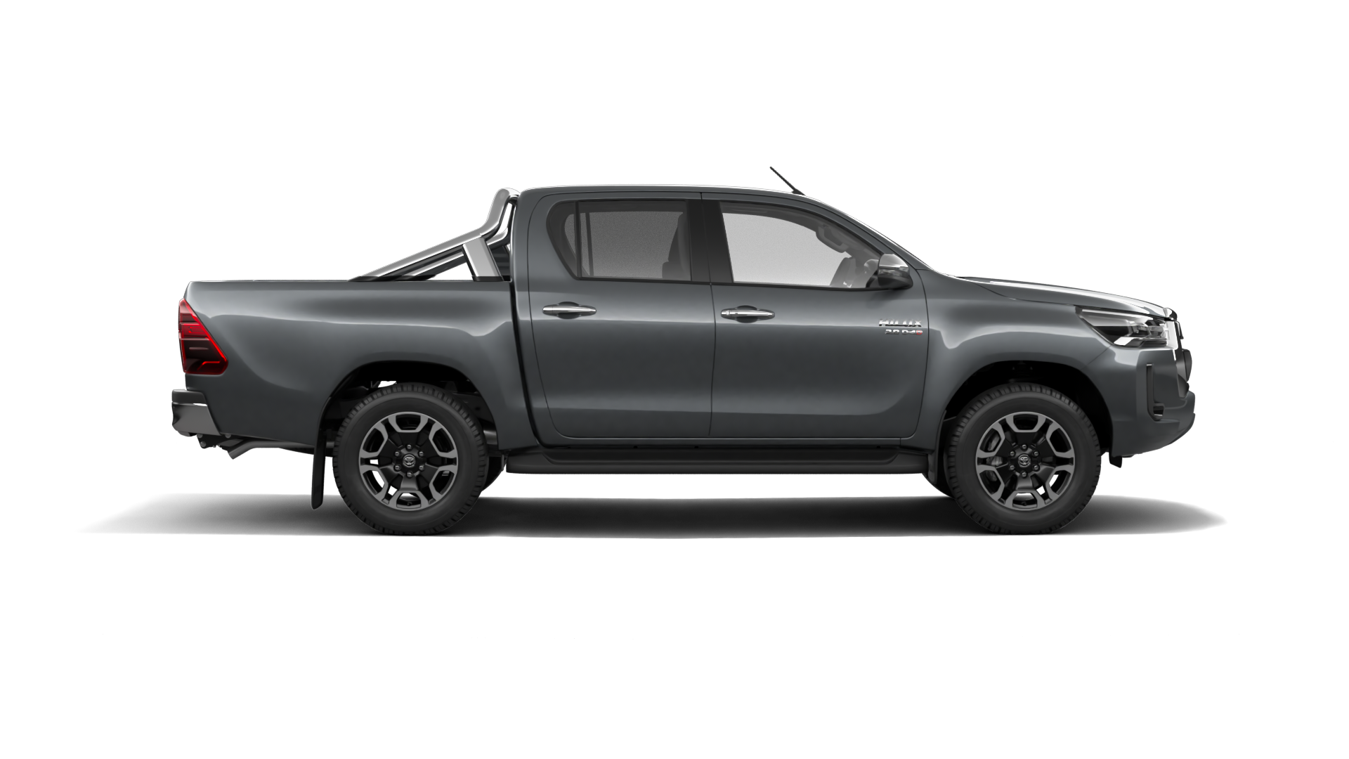 The Toyota HiLux SR & SR5 4x4 is available now at Sunshine Toyota on the Sunshine Coast! Book a test drive today!