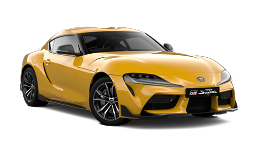 View the Supra GT at Sunshine Toyota - A Sunshine Coast Toyota dealership!