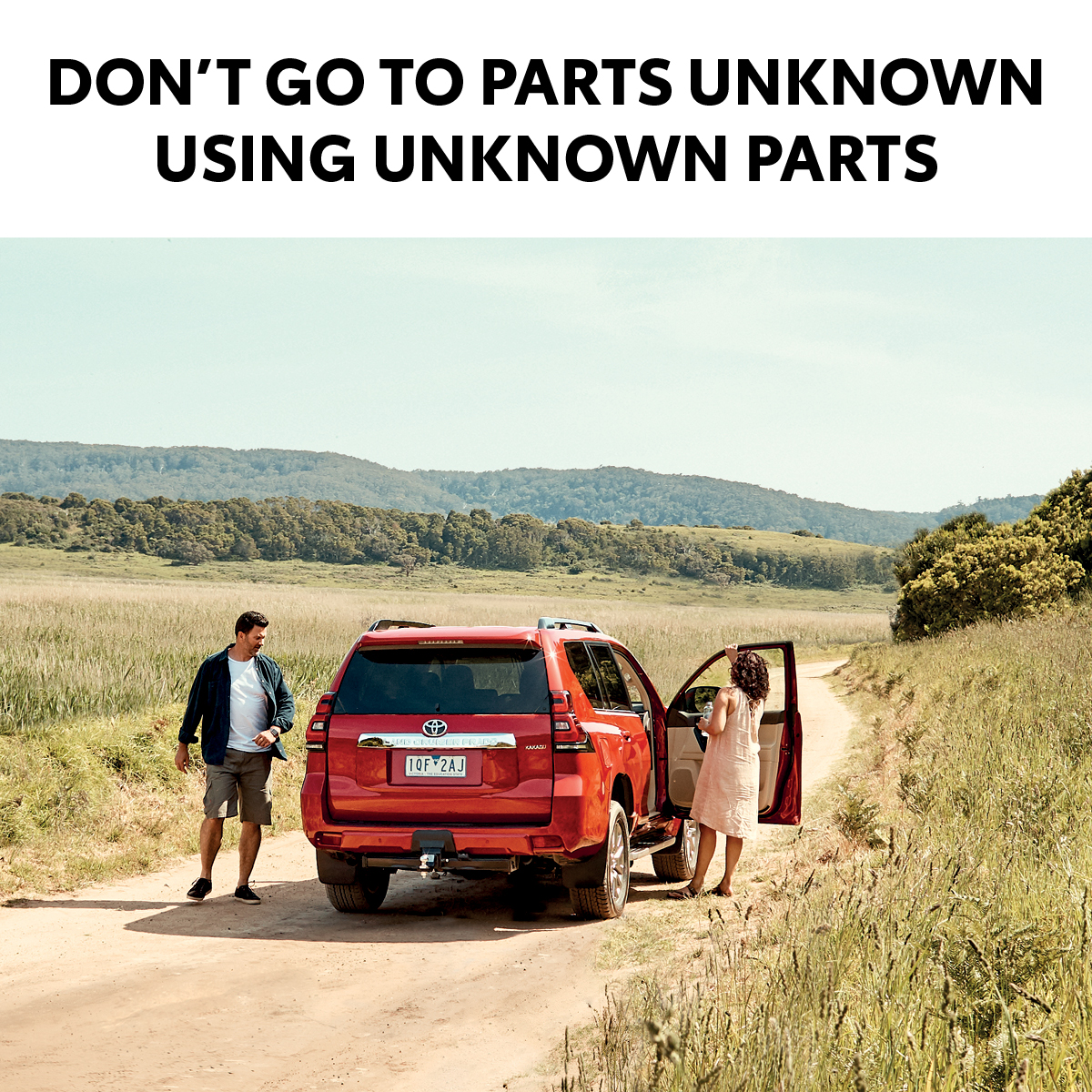 Enquire about genuine Toyota accessories at Sunshine toyota on the Sunshine Coast! sunshine coast toyota dealershi