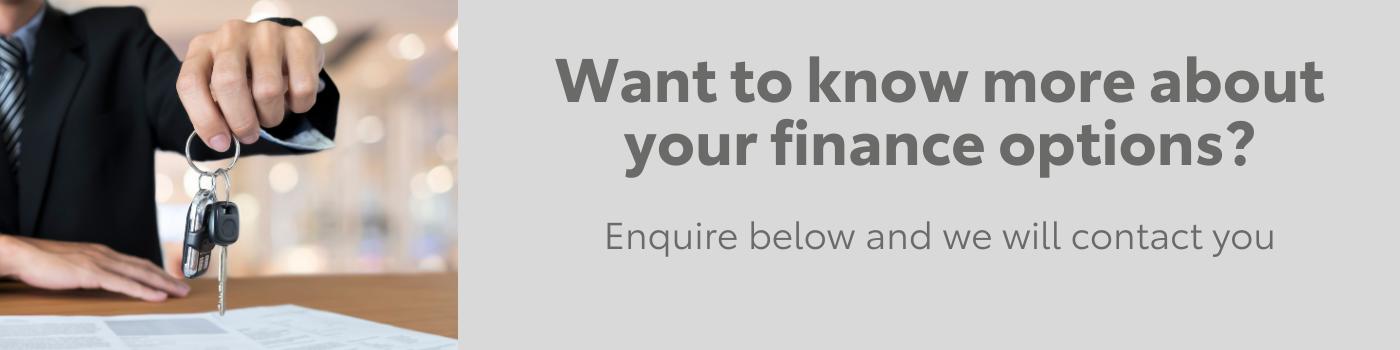 Consider your car finance options at sunshine toyota on the sunshine coast