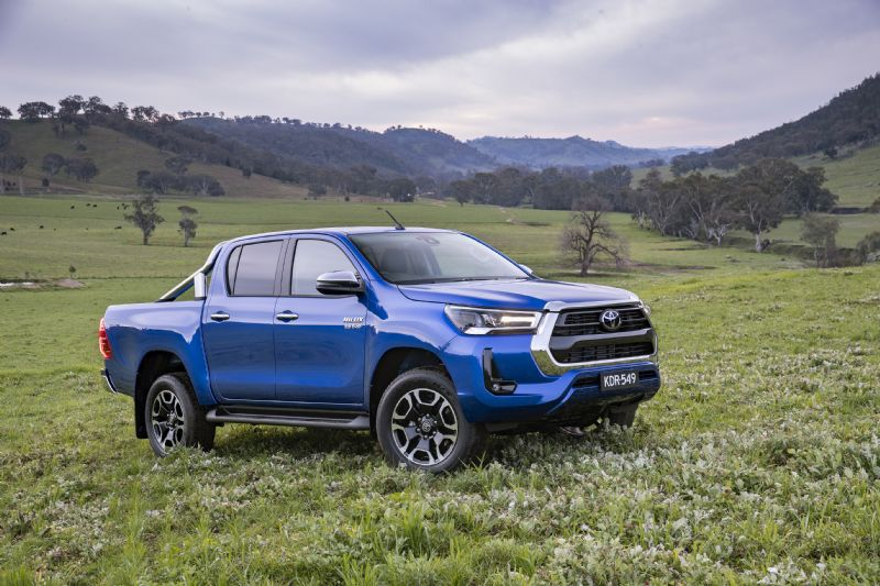 Test drive new HiLux at Sunshine Toyota on the Sunshine Coast. Ask us about instant asset write-off!
