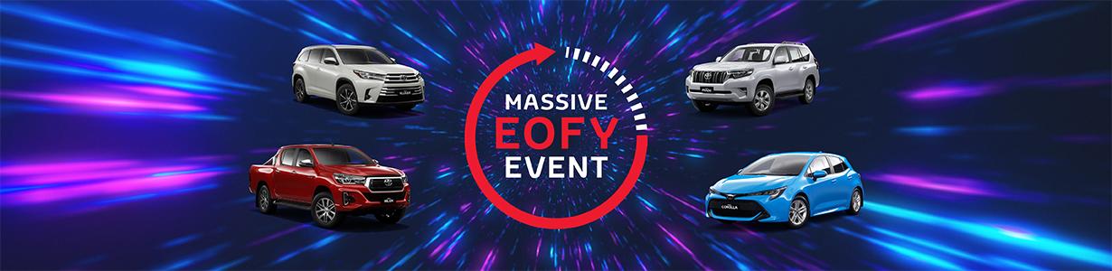 Massive EOFY Event