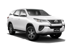 NEW 2019 Fortuner GX TD Auto
