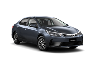 NEW 2018 Corolla Ascent Sedan CVT (Auto)