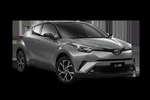 NEW 2018 C-HR Koba AWD CVT (Auto) Two Tone